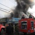 Tin tức - Cháy hàng loạt cửa hàng: Thiệt hại hơn 9 tỉ đồng