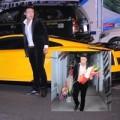 Làng sao - Ngọc Minh Idol gây sốt khi lái siêu xe đi diễn