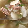Bếp Eva - Canh thịt bò củ cải nóng hổi