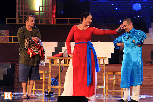 'lim' di vi nghe my chi song ca cung quang le - 14