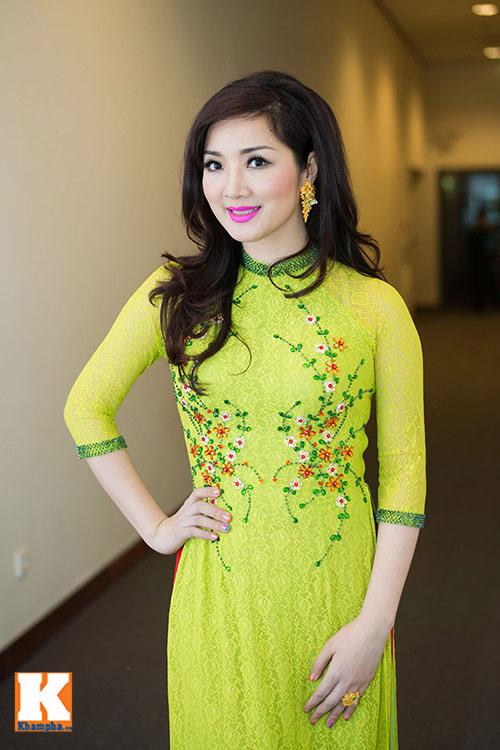 """hoa hau giang my khoe ve dep """"khong tuoi"""" - 3"""