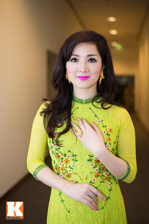 """hoa hau giang my khoe ve dep """"khong tuoi"""" - 5"""