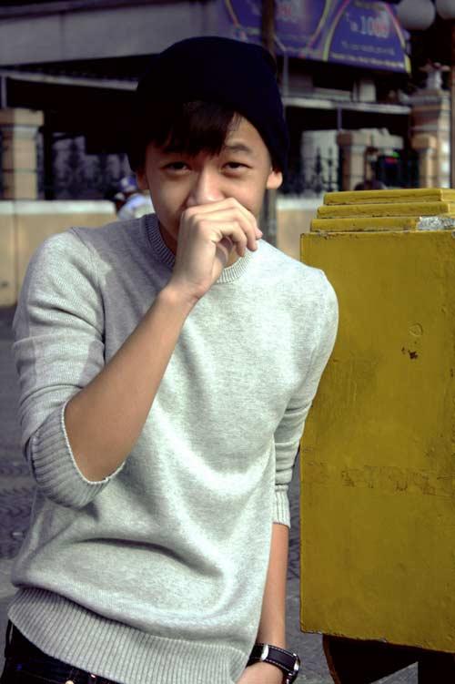 anh dang yeu cua hot boy mat hi gay sot vn idol - 9