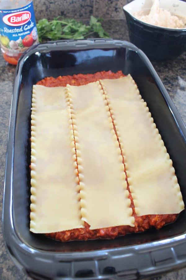 thu lam lasagna huong vi y nhe! - 8