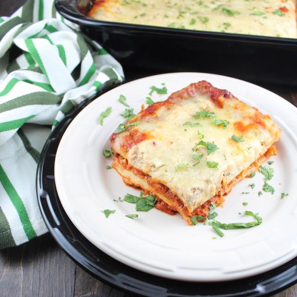 thu lam lasagna huong vi y nhe! - 11