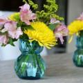 Nhà đẹp - Cắm hoa cúc trang trí bàn ăn cuối tuần
