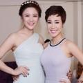 Làng sao - Văn Mai Hương xinh đẹp tái ngộ Uyên Linh