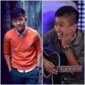 Làng sao - Ảnh đáng yêu của hot boy mắt hí gây sốt VN Idol
