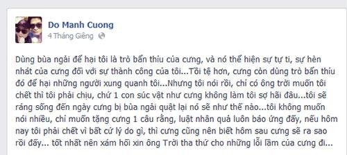 """thay tro"" do manh cuong bi choi ngai? - 2"
