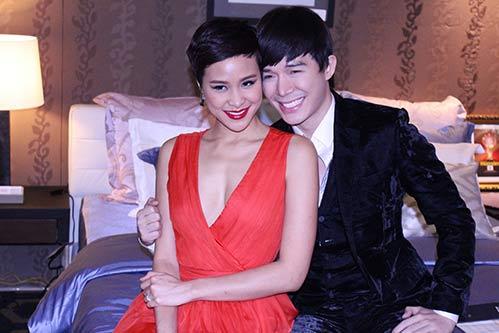 """nathan lee: """"vui vi duoc la chong ho phuong mai"""" - 8"""