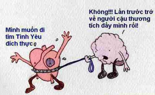 Cười ngất với hình ảnh hài hước về tình yêu - 1