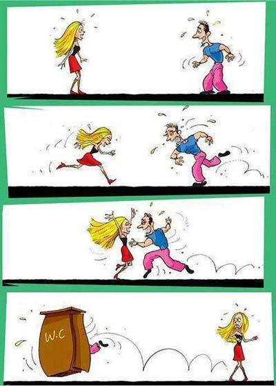 Cười ngất với hình ảnh hài hước về tình yêu - 6