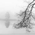 Tin tức - Sương mù xuất hiện nhiều nơi trên cả nước