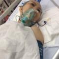 Tin tức - Bệnh nhân bị em cắt chân vẫn nguy kịch
