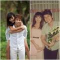 Làng sao - Lộ ảnh hiếm hoi của Lê Hoàng và bạn gái