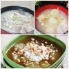 Bếp Eva - Những kiểu nấu chè sắn nóng hổi, hấp dẫn