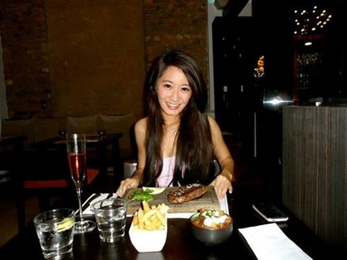ly do hot girl singapore giam duoc 24kg - 2