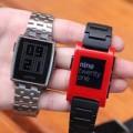 Eva Sành điệu - Đồng hồ thông minh Pebble phiên bản dây thép thời trang