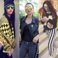 Thời trang - Sao Việt đụng kính mặt gương với Phạm Băng Băng
