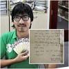 Làng sao - Thú vị bức thư năm 4 tuổi của GS Xoay