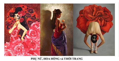 phu nu, hoa hong va thoi trang 2014 - 1