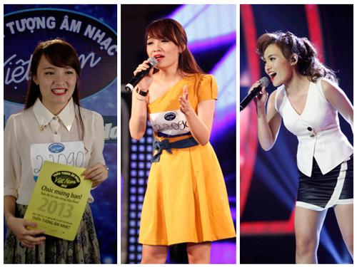 "hanh trinh ""lot xac"" cua top 9 vietnam idol - 5"