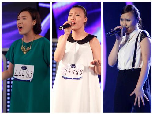 "hanh trinh ""lot xac"" cua top 9 vietnam idol - 7"
