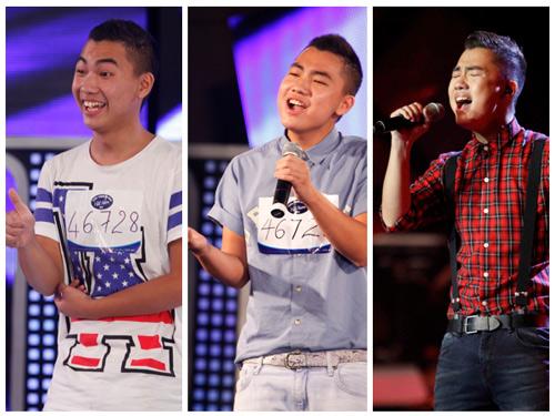 "hanh trinh ""lot xac"" cua top 9 vietnam idol - 8"