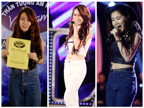 "hanh trinh ""lot xac"" cua top 9 vietnam idol - 9"