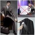 Thời trang - Giúp quý ông 'bảo vệ' bộ cánh quyền lực