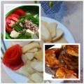 Bếp Eva - Thực đơn: Cá kho riềng, canh thịt đậu