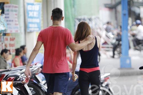 "ngan khanh ""veo ma"" ban trai tay giua pho - 4"