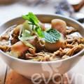 Bếp Eva - Canh măng khô móng giò ấm lòng cỗ Tết