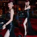 Thời trang - Trang Trần khoe chân thon hút mắt trên thảm đỏ