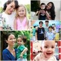 Làng sao - Những bé con lai đáng yêu trong showbiz Việt