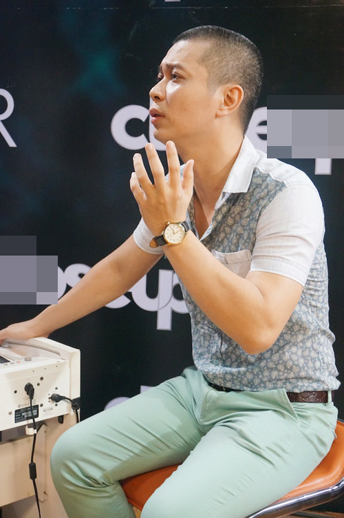"top 9 idol ""toat mo hoi""chuan bi cho dem gala - 12"