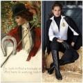 Thời trang - Khám phá thời trang quý cô trên lưng ngựa