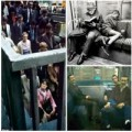 Đi đâu - Xem gì - Chùm ảnh: Tàu điện ngầm Lon Don những năm 70, 80
