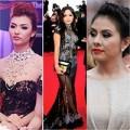 Làm đẹp - Thật buồn nhìn sao Việt trên thảm đỏ