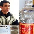 Mua 15.000 lít cồn đánh vecni để chế rượu độc