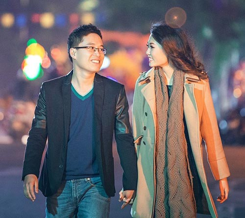 ngam hanh phuc khong on ao cua mai giang - 17
