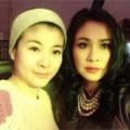 """Làng sao - Thanh Lam """"đọ"""" sắc với Kim Oanh"""