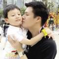 """Làng sao - Quang Dũng: """"Không can thiệp quyền nuôi con"""""""