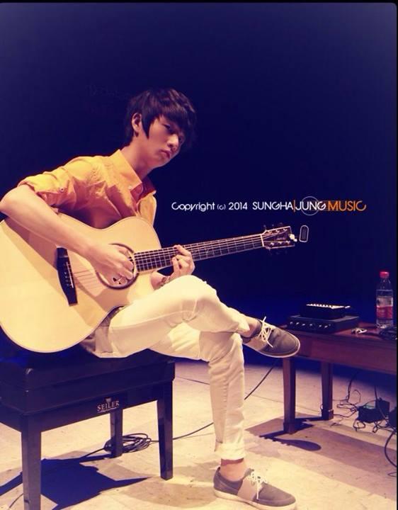 """van mai huong se dien chung voi """"than dong guitar"""" sungha jung - 1"""