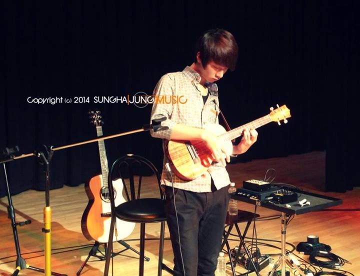 """van mai huong se dien chung voi """"than dong guitar"""" sungha jung - 8"""