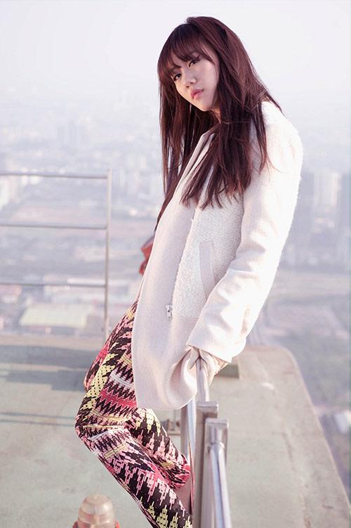 """van mai huong se dien chung voi """"than dong guitar"""" sungha jung - 4"""