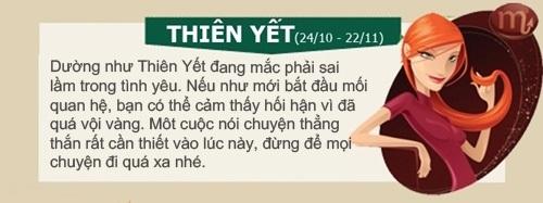 boi tinh yeu ngay 16/01 - 10