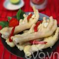Bếp Eva - Chân gà muối chua nhậu Tết nhé!
