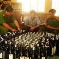 Tin tức - Hà Nội vừa bắt hơn 400 chai rượu ngoại