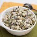 Bếp Eva - Salad gà nấm đậu Hà Lan thơm bùi